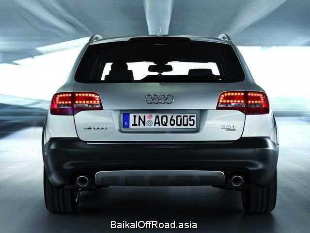 Audi Allroad (facelift) 3.0D (240Hp) (Механика)