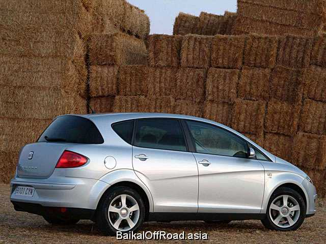 Seat Toledo 2.0 FSI (150Hp) (Автомат)