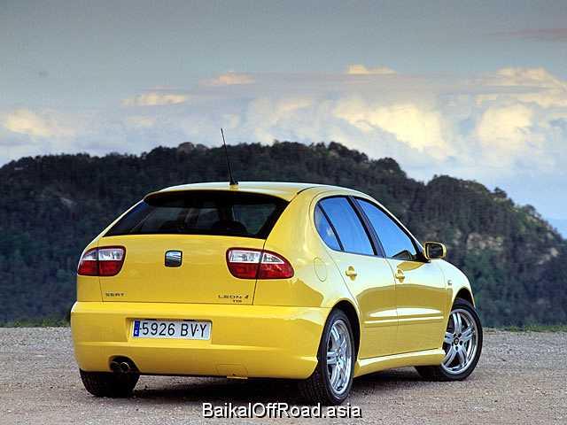 Seat Leon 1.6 (100Hp) (Механика)