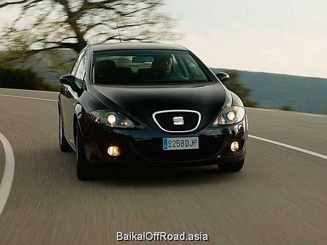 Seat Leon 2.0 FSI (150Hp) (Механика)