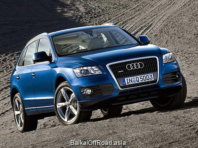 Audi Q5 3.0 TDI (236Hp) (Автомат)