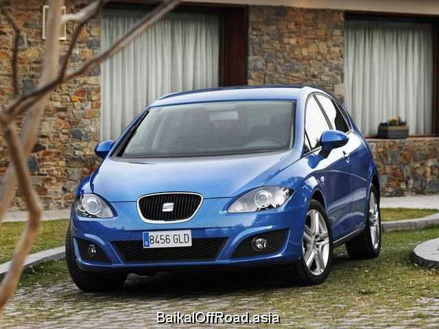 Seat Leon (facelift) 1.4 (85Hp) (Механика)