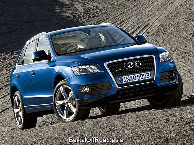 Audi Q3 2.0 TFSI (211Hp) (Автомат)