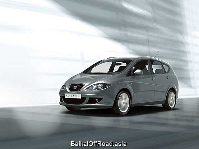 Seat Altea XL 2.0 TDI (140Hp) (Автомат)