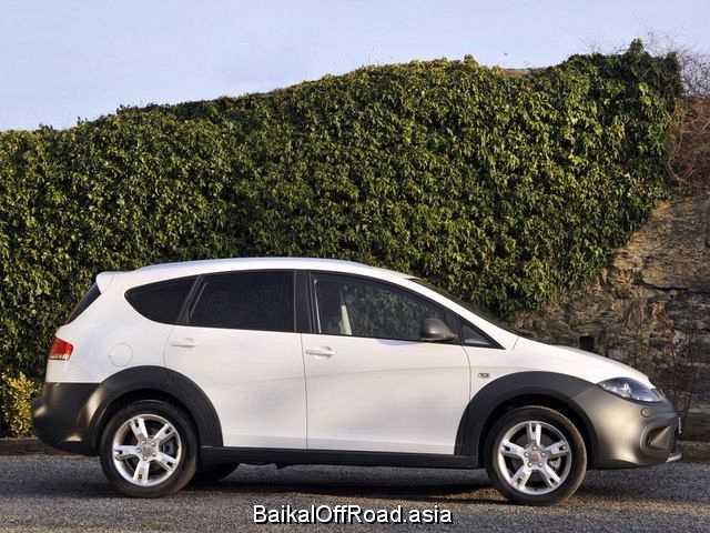 Seat Altea Freetrack (facelift) 2.0D 4WD (140Hp) (Механика)