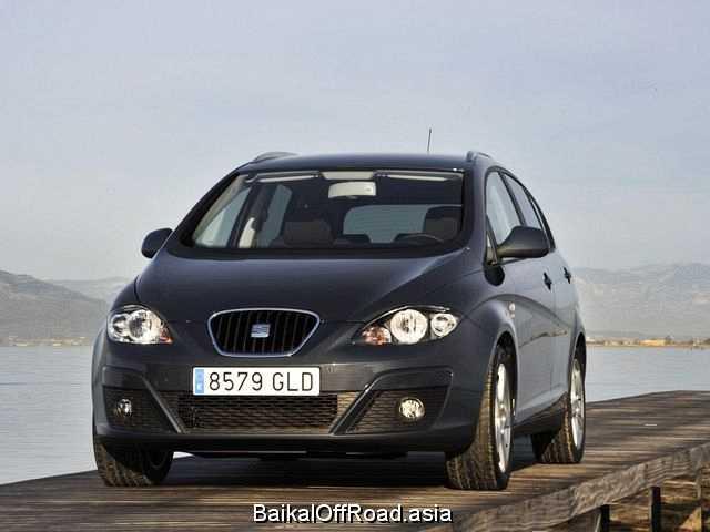 Seat Altea XL (facelift) 1.9D (105Hp) (Механика)