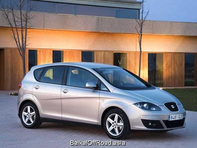 Seat Altea (facelift) 1.6D (105Hp) (Автомат)