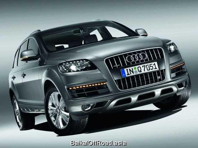Audi Q7 (facelift) 4.2 (350Hp) (Автомат)
