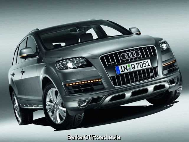 Audi Q7 (facelift) 6.0D (500Hp) (Автомат)