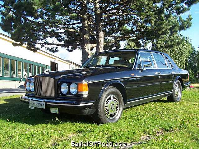Bentley Mulsanne 6.75 Turbo (328Hp) (Автомат)