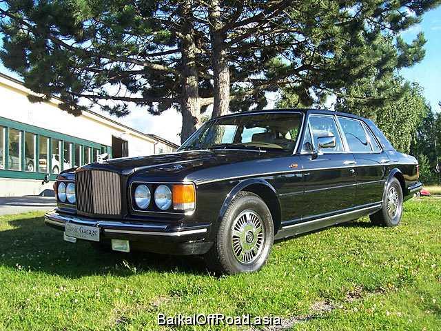 Bentley Mulsanne 6.8 (512Hp) (Автомат)