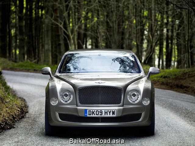 Bentley Turbo R 6.7 i V8 Turbo (389Hp) (Автомат)