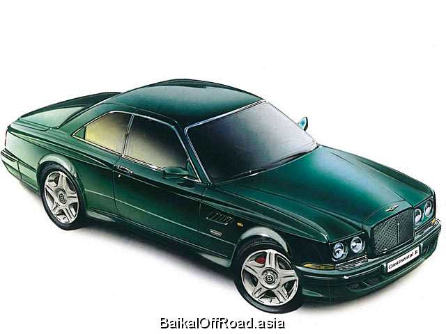 Bentley Continental R 6.7 i V8 Mulliner (426Hp) (Автомат)