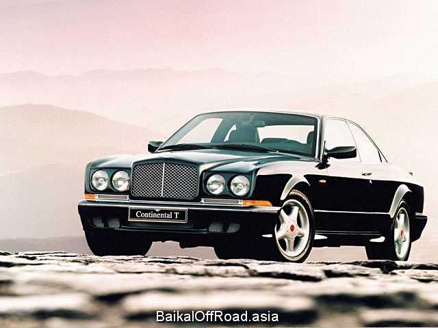 Bentley Continental T 6.8 i V8 (426Hp) (Автомат)