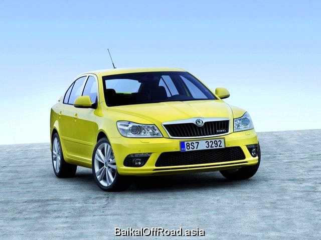 Skoda Octavia Combi (facelift) 1.4 (122Hp) (Механика)