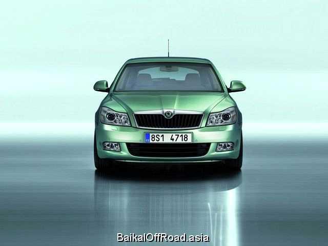 Skoda Octavia (facelift) 1.8 TSI (152Hp) (Механика)