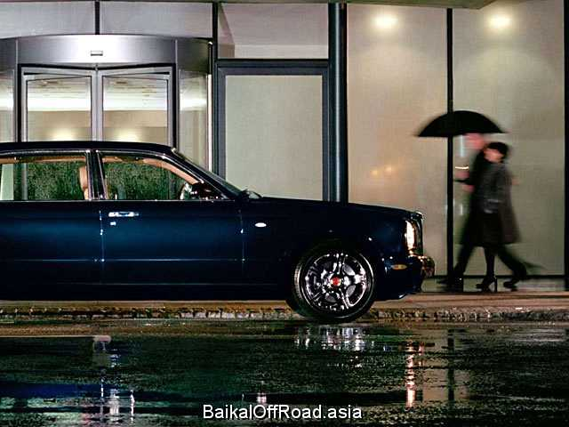 Bentley Arnage RL 6.8 (457Hp) (Автомат)