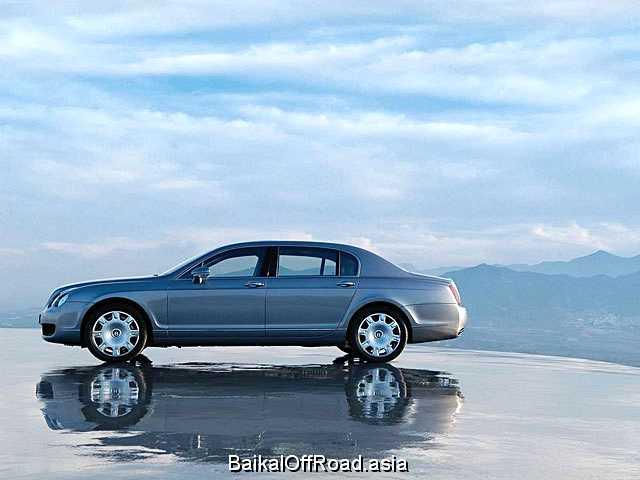 Bentley Continental GTC 6.0 i W12 48V (560Hp) (Автомат)