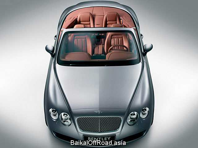 Bentley Continental Supersports 6.0 (630Hp) (Автомат)