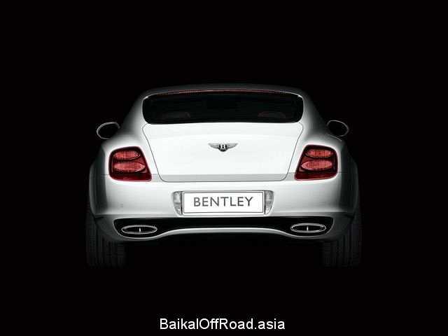 Bentley Continental Supersports Convertible 6.0 (630Hp) (Автомат)