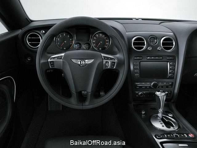 Bentley Continental GT 6.0 (575Hp) (Автомат)