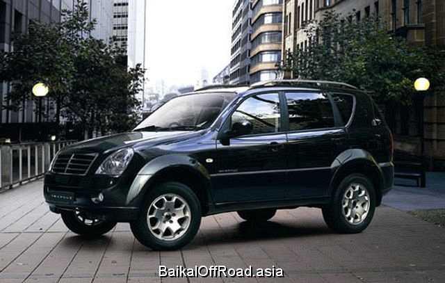 SsangYong Rexton 320 4WD (220Hp) (Автомат)