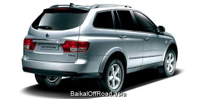 SsangYong Kyron 200 XDi AWD (141Hp) (Механика)