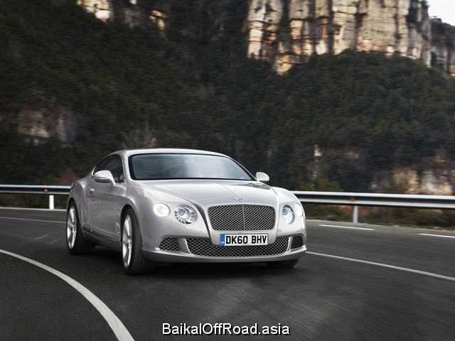 Bentley Azure 6.7 i V8 (389Hp) (Автомат)