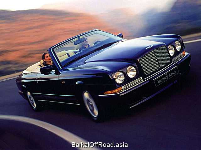 Bentley Azure 6.7 i V8 (426Hp) (Автомат)