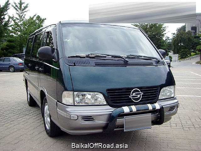 SsangYong Rodius SV270 XDi AWD (165Hp) (Механика)