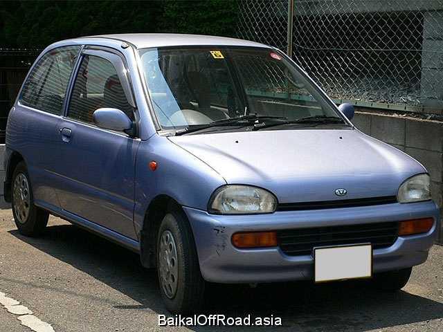 Subaru Vivio 0.6 T (64Hp) (Механика)