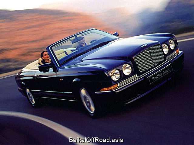 Bentley Azure 6.7 i V8 16V (450Hp) (Автомат)