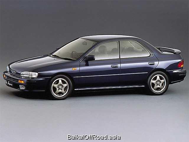 Subaru Impreza 2.0 i 4WD (115Hp) (Механика)