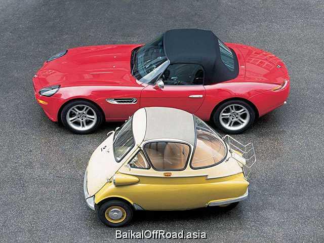 BMW Isetta 250 250 (12Hp) (Механика)