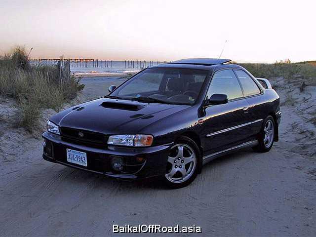 Subaru Impreza 1.6 i (95Hp) (Механика)