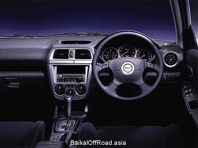 Subaru Impreza Station Wagon 1.6 i 16V (95Hp) (Автомат)