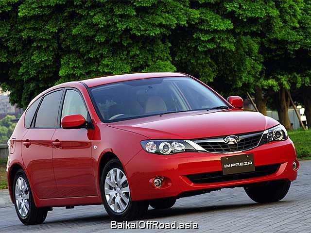 Subaru Impreza 2.5 WRX STI  (300Hp) (Механика)