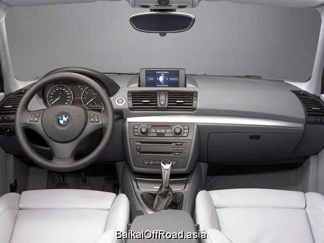 BMW 1 Series 118d  (122Hp) (Механика)