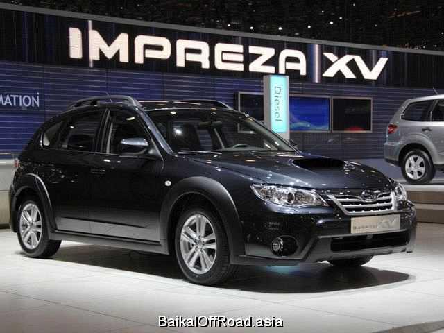 Subaru Impreza XV 2.0 (150Hp) (Автомат)