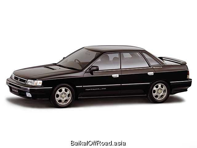 Subaru Legacy 2000 Turbo 4WD (200Hp) (Механика)