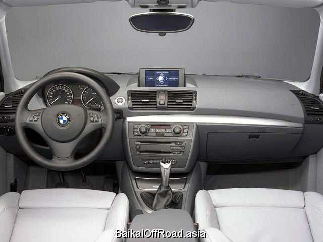 BMW 1 Series 118i  (129Hp) (Механика)