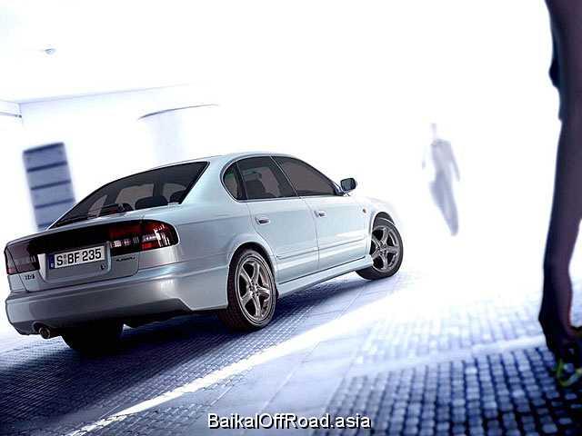 Subaru Legacy 2.0 (125Hp) (Автомат)