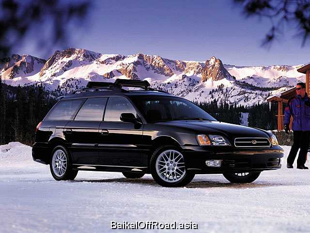 Subaru Legacy Wagon 2.5 (156Hp) (Механика)