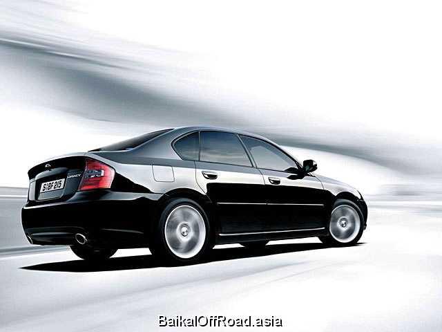 Subaru Legacy 3.0R i 4WD (245Hp) (Автомат)