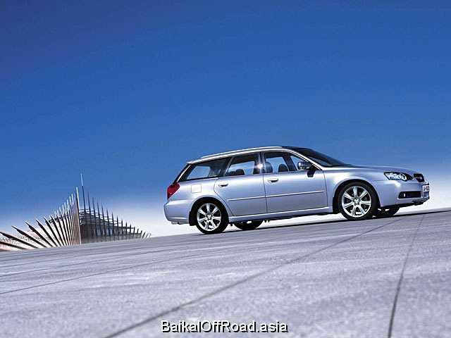Subaru Legacy SW 3.0 i 24V R (245Hp) (Автомат)