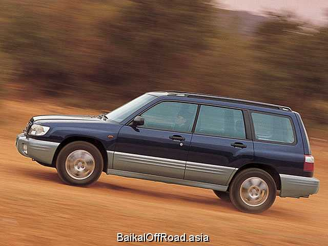 Subaru Forester 2.5 (165Hp) (Механика)