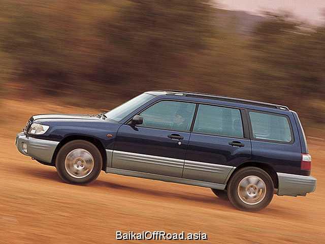 Subaru Forester 2.5 (165Hp) (Автомат)