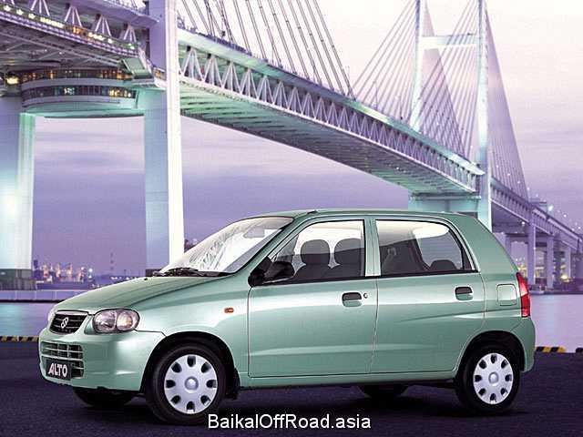 Suzuki Alto 0.7 i 12V (54Hp) (Автомат)