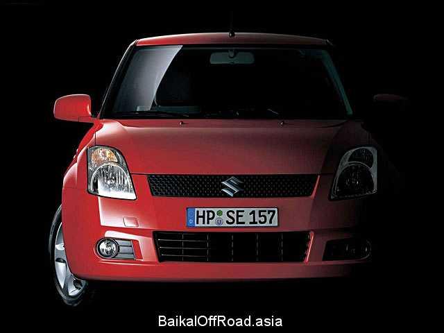 Suzuki Swift 1.6 Sport (125Hp) (Механика)