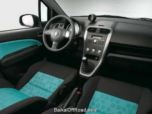 Suzuki Splash 1.2 (86Hp) (Автомат)